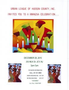 Kwanzaa 2015
